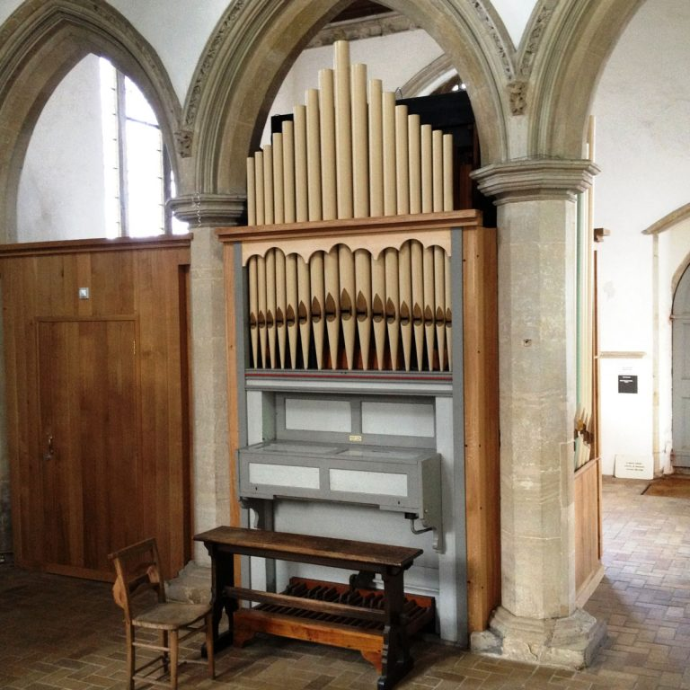 St Mary's, Kersey, Re-ordering