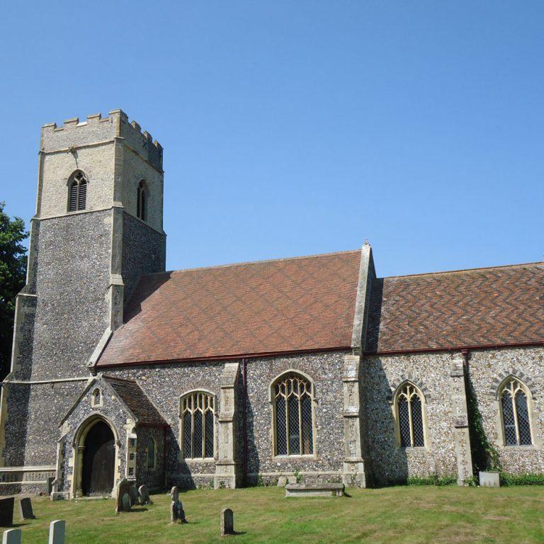 St Bartholemew's exterior