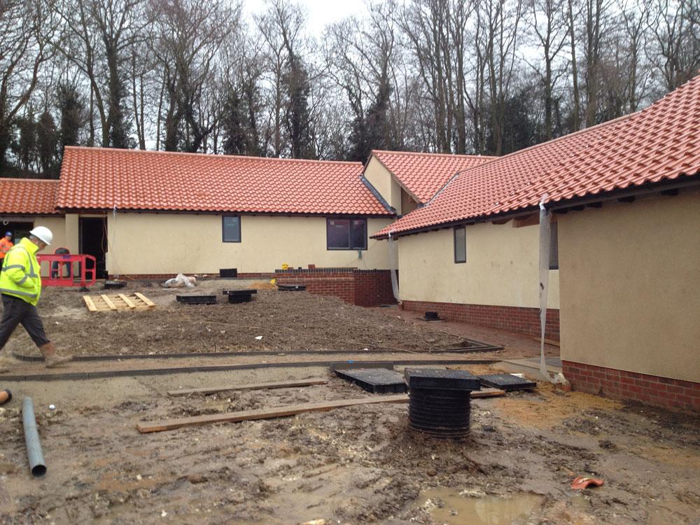 building site architect
