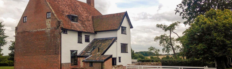Letheringham Lodge exterior