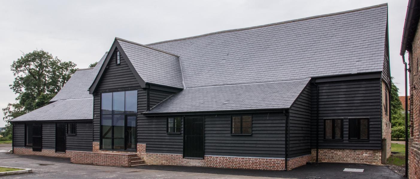 Office Barn Conversion | whitworth