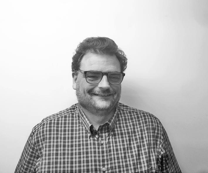 Simon Garnier, Building Surveyor at Whitworth