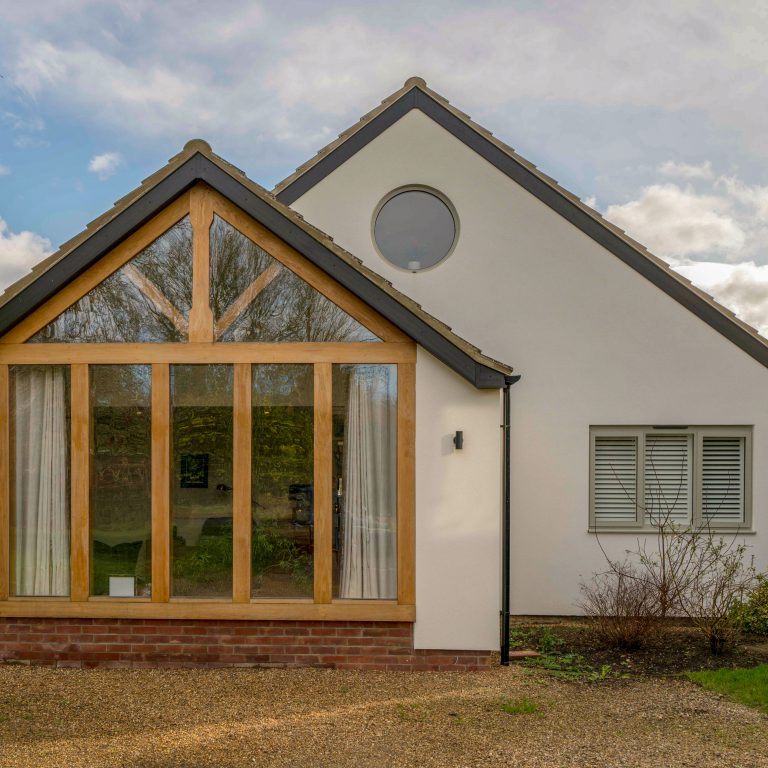 1970s Bungalow Conversion | whitworth Architects