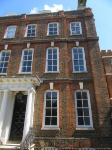 Listed Building Survey in Greenwich, London