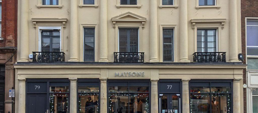 Hertforshire retail flats