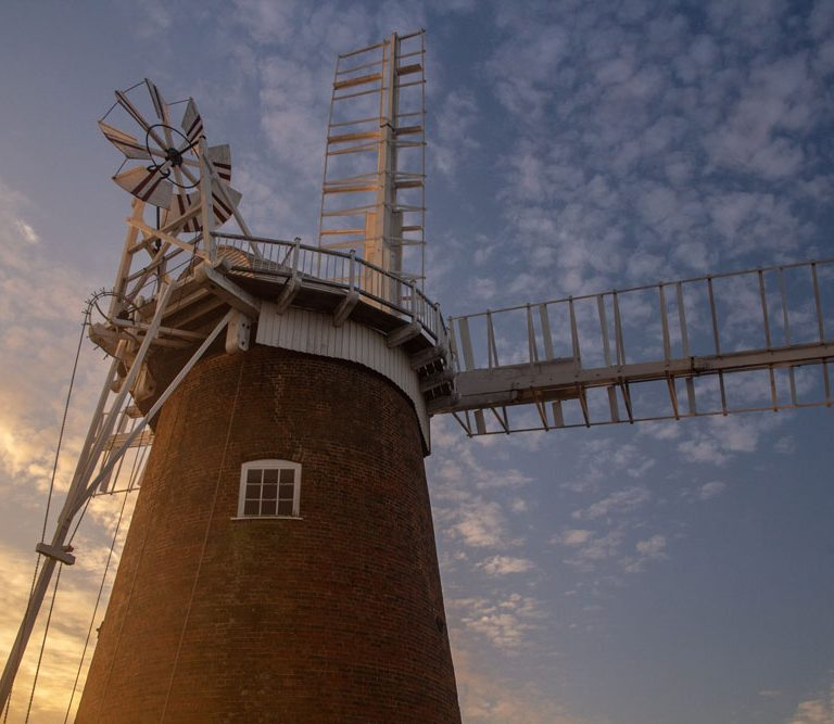 Horsey Windpump, Norfolk