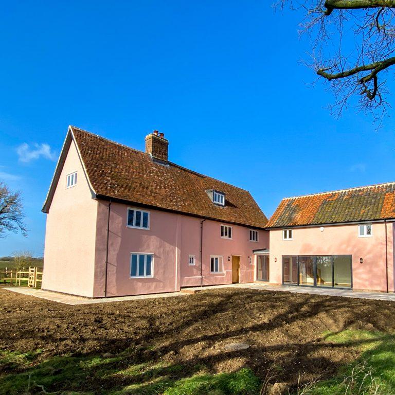 Suffolk farmhouse