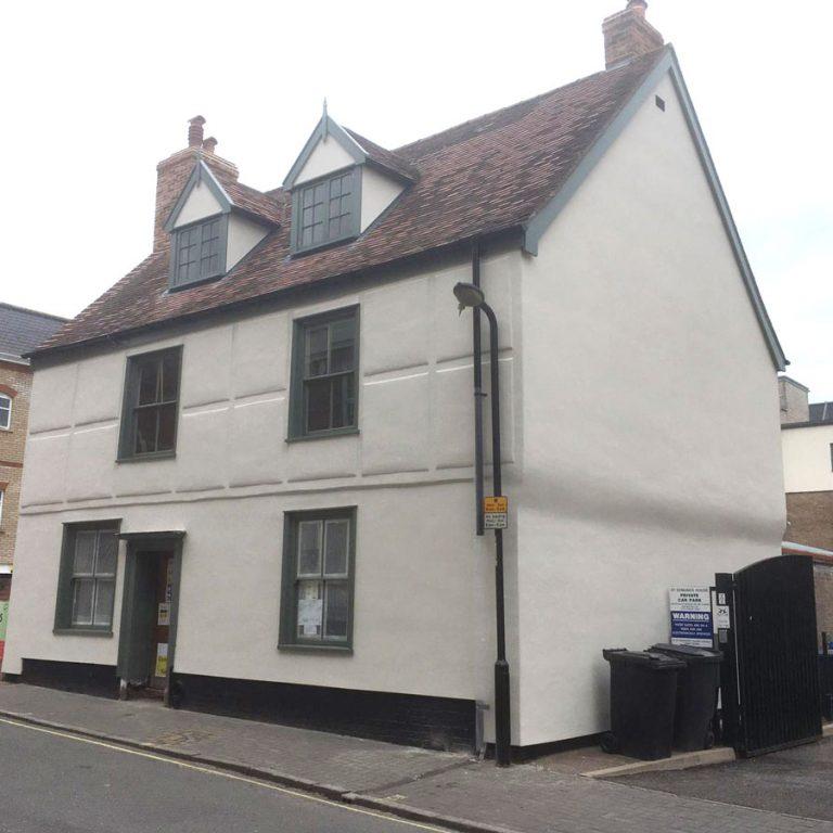 11 Baxter Street Bury St Edmunds