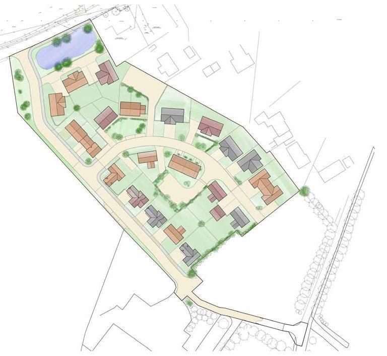 Fressingfield, Suffolk development